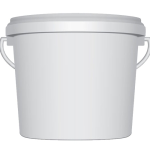 Bucket 10lt Suitable for Food 540pcs / pallet